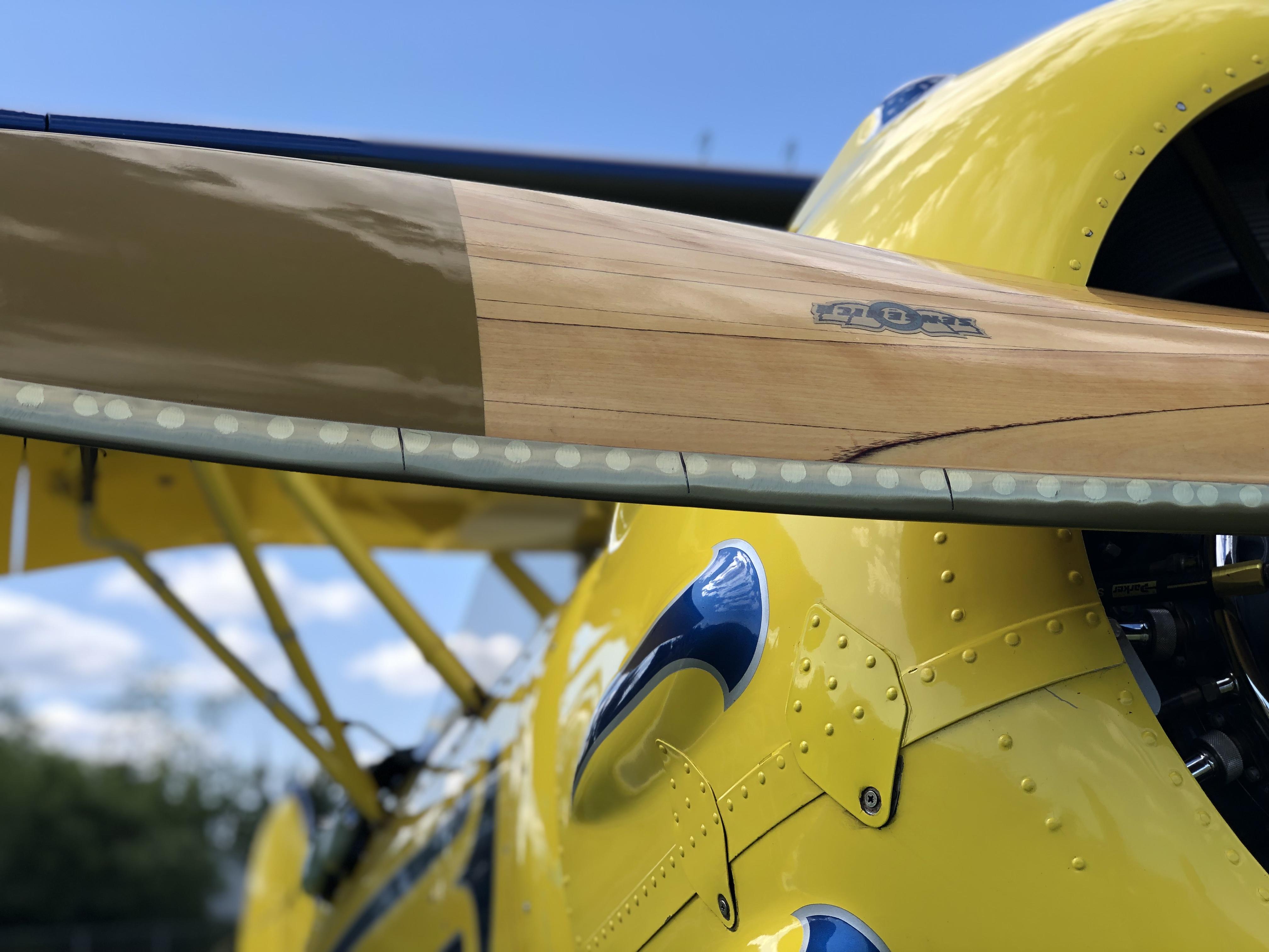 Biplane ⋆ Acadia Air Tours